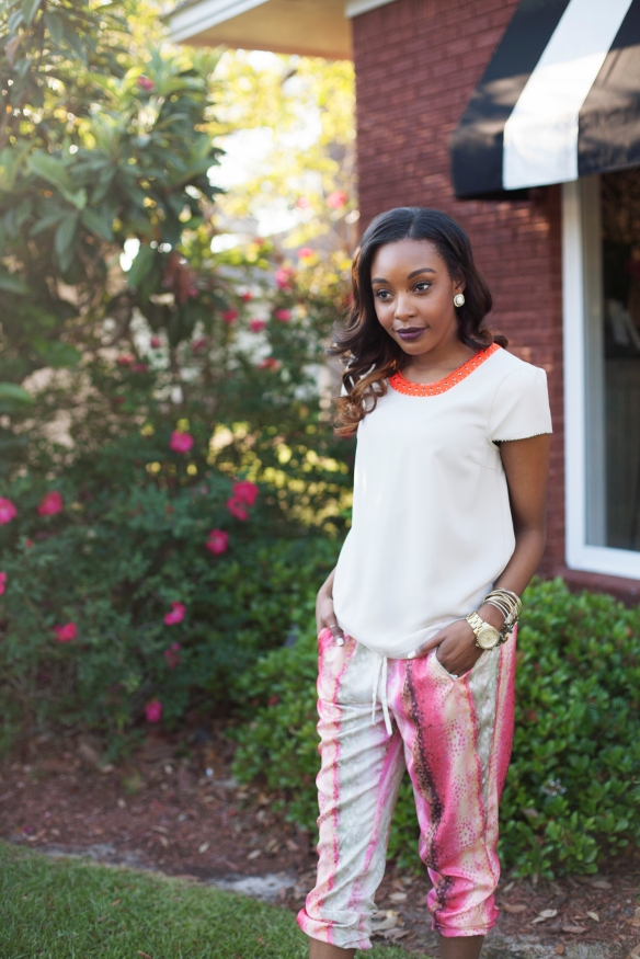 Spring Trends You Oughta Know: The Athletic Trouser