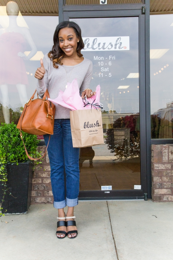 My Day With Blush Boutique (Part 2)